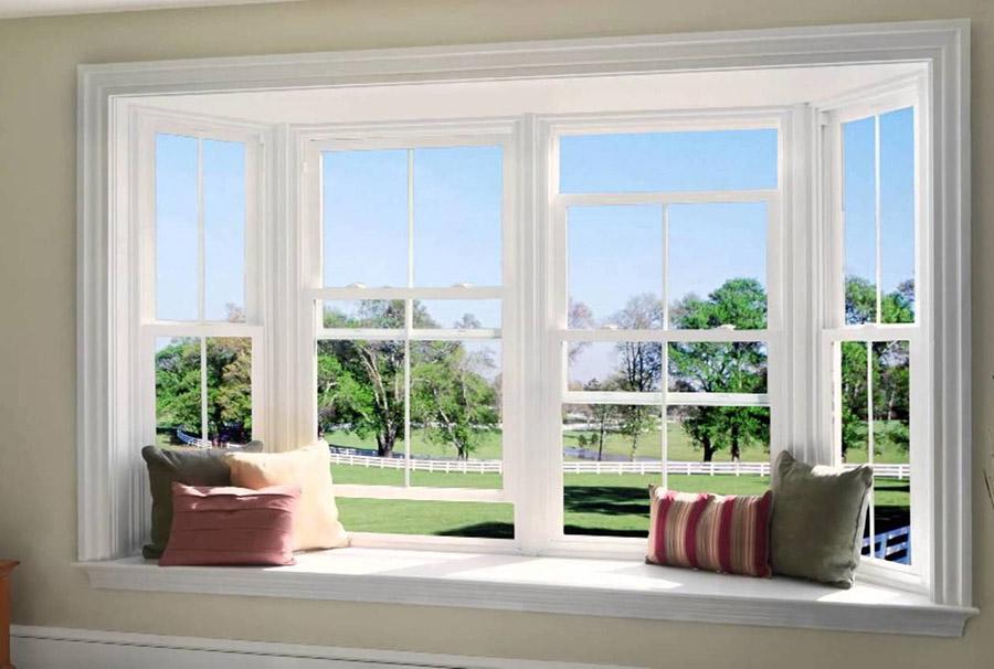 Красивые окна в дом